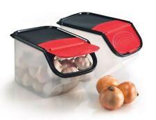 Tupperware Preparation Garlic-N-All Keeper