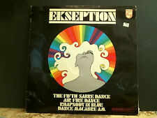 EKSEPTION   Ekseption  LP   Dutch Progressive   Great !