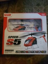 Syma rc helicopter s-5 3 channel remote control helicopter
