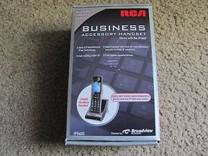 Brand New RCA IP060S Business Accessory Cordless Handset VoIP Phone & Device