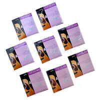 8 Sets Acoustic Guitar Strings Set Brass Wound Extra Light .010-.047 inch