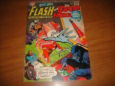 The Brave and the Bold #65 - Flash / Doom Patrol - (1966)  w/ow pages - WOW !