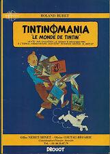 RARE EO 1990 CATALOGUE DE VENTE DROUOT HERGÉ TINTINOMANIA - LE MONDE DE TINTIN
