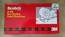 "5 PCS 3M Gun Dispenser Scotch H-183 3"" Box Sealing Hand (Brand new)"