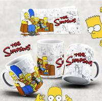 The Simpsons MUG  SIMPSONS (Characters) MUG 110Z  (30)
