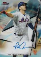 MLB Card 2020 Topps Finest Baseball New York Mets Pete Alonso Finest Auto