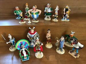 De Agostini Asterix und seine Welt Sammlung, 20 Figuren mit Heft Plastoy