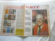 GRIT-JUNE 29,1980-THE MAN WHO IS FIRST ON THE FOURTH