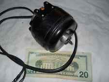 ESM Fan motor 220-250 volt 60hz .7a 1500rpm clockwise rotation lightly used