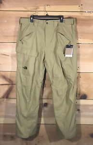 NEW The North Face Freedom Snow Pants Mens Size XXL Insulated Ski Snowboarding