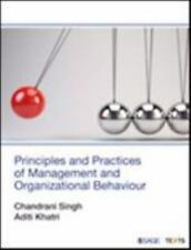 PRINCIPLES AND PRACTICES OF MANAGEMENT AND ORGANIZATIONAL BEHAVIOUR - NEW PAPERB