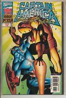 Marvel Comics Captain America Sentinel Of Liberty #6 February 1999 NM