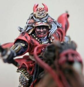 3 sets of Andrea Miniatures 32mm Shingen,Samurai (JS-04), 6 Figures