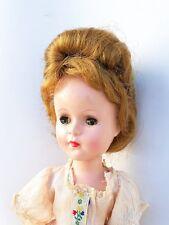"Vintage Early C. 1950 Sweet Sue Doll 16"" Hard Plastic by Arranbee"
