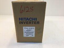 Hitachi Inverter SJ200-022NFU2 NIB
