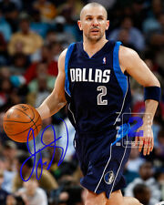"Jason Kidd NBA Dallas Mavericks 8""x 10"" Signed Color PHOTO REPRINT LOOK!"