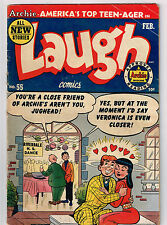 LAUGH COMICS No 55 - Archie GGA 1953 | Buy 3 or more comics for free shipping