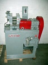 """Ruesch Model 5134 3"""" 11 Roll Precision Stock Leveller/Flattener Straightener"""