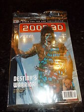 2000 AD Comic - PROG 1034 - Date 18/03/1997 - Seald Plastic Cover/Free Gift