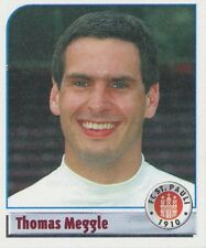 N°185 THOMAS MEGGLE # DEUTSCHLAND FC.ST PAULI STICKER PANINI BUNDESLIGA 2002