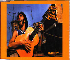 CD SINGLE OJOS DE BRUJO vacileo SPAIN rare 2001 MINT 7-TRACKS PEGATINA fusion
