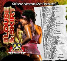 CHINESE ASSASSIN BLOUSE & SKIRT 90'S CD