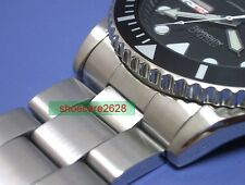 0293 Solid Stainless Steel Double Lock Replacement Bracelet For Scuba SKX031
