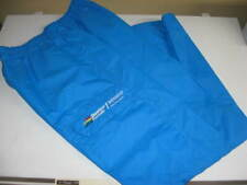 Benetton Formula 1 Renault Racing Team new vintage rain trousers - Euro 44