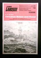 Der Landser Nr: 1792   Zwischen Ostsee und Kanal