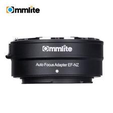 Commlite Adapter Auto Focus for Canon EF EF-S Lens to Nikon Z Z6 Z7 Z50 camera
