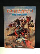 RAMIRO T8 - LES OTAGES LE TRESOR DES WISIGOTHS - VANCE - E.O. 1983 - NEUF