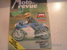 **e Moto revue n°2251 Fantic 50 cc enduro / 125 Motobécane coupe /