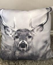 Primark Reindeer Christmas Cushion