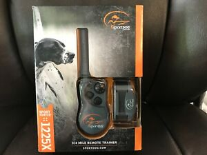 SportDOG Sport Hunter X-Series 3/4-mile Remote Dog Trainer E-Collar SD-1225X