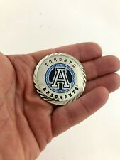 CFL-TORONTO ARGONAULTS - OFFICIAL CHALLENGE COIN (AS SHOWN) - MINT,