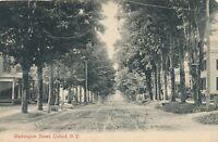 OXFORD NY – Washington Street – udb – 1903