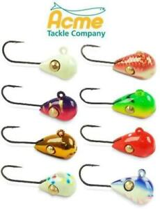 ACME TUNGSTEN SLING BLADE ICE FISHING CRAPPIE BLUEGILL PERCH LURE