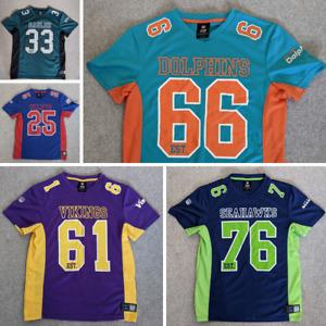 NFL American Football Mesh Jersey Shirt Small S Mens