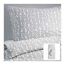 IKEA Bettwäsche - Krakris 2-teilig 155 x 220 cm Bettbezug & 80 x 80 Neu & OVP !!