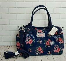 Cath Kidston Mini Day Bag Grove Bunch Midnight Blue Colour New with Tag