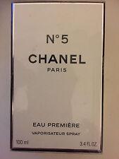 Chanel No 5 Eau Premiere 3.4 oz / 100 ML Spray NIB Sealed Perfume Eau De Parfum