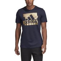 Adidas Men Tshirt Running Athletics Foil BOS Tee Training Stylish Fashion DV3083