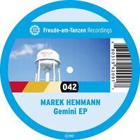 """Marek Hemmann - Gemini EP (12"""" Vinyl) 2009 Freude Am Tanzen / FAT042 NEU!"""