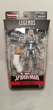 SILVER SABLE - MARVEL LEGENDS KINGPIN BUILD-A-FIGURE BAF NIP SPIDER-MAN