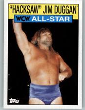 2016 WWE Heritage NWO/WCW All Star #27 Hacksaw Jim Duggan