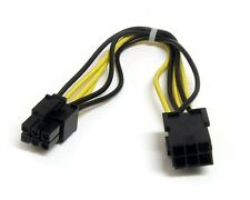 """StarTech Express Power Extension 8"""" 6-pin cable"""