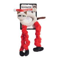 Brand New Rosewood Christmas Doorknob Dangler Cat Kitten Toy 51032