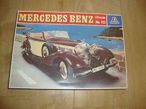 L209 Italeri Model Kit 701 - Mercedes Benz - 1/24