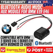 BMW BLUETOOTH AUDIO MUSIC STREAMING MODULE BUSINESS CD E46 E39 5 3 SERIES IPHONE