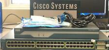 BASIC CCNA Routing & Switching / Security Layer 3 switch LAB KIT w/ Lab Examples